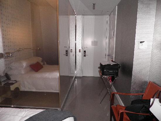 โรงแรมดรีมดาว์นทาว์น: Room view