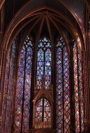 เซนต์ชาเปล: Sainte Chapelle