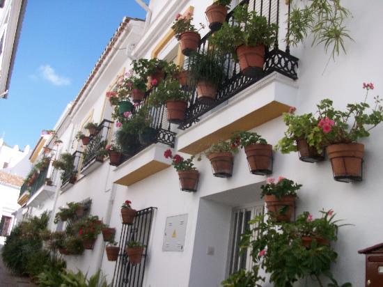 La Posada Hotel: Calle del Hotel