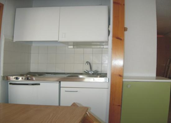 Aparthotel Condor : cocinita