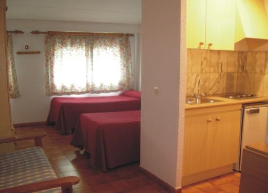 Aparthotel Condor : estudio