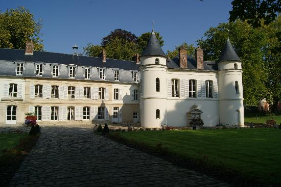 Chateau Saint Just: Le château