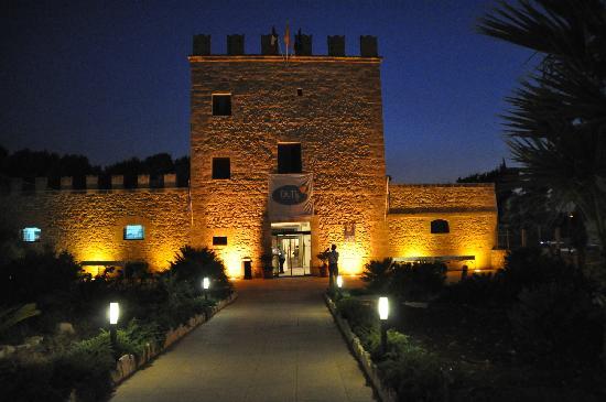 Torre Xiare Hotel Villaggio: reception
