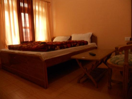 The Mrityunjay Palace: THE MRITYUNJAYA PALACE GUPTAKASHI ( HOTEL )