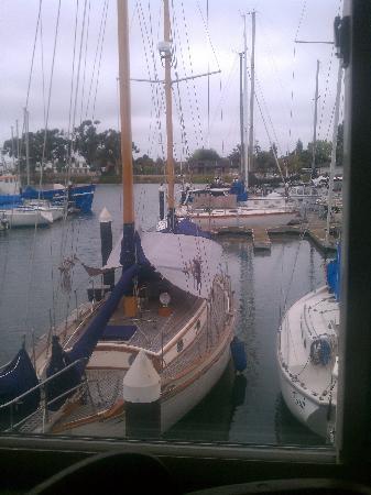 Quinn's Lighthouse Restaurant and Pub: Marina