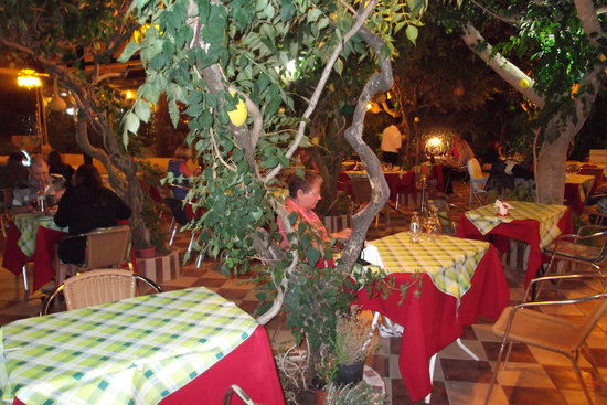‪Lemon Tree Garden Taverna‬