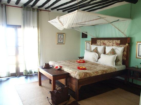 Anna of Zanzibar: Schlafzimmer