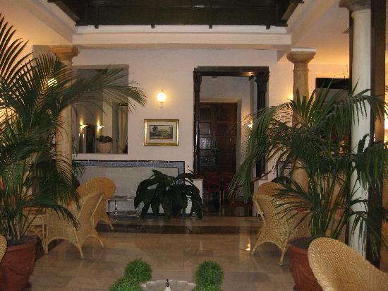 Hotel Anacapri: Lobby