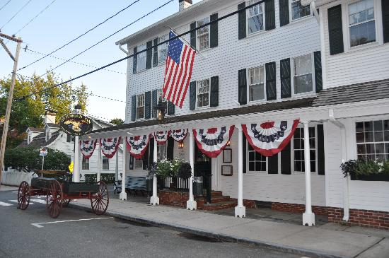 Griswold Inn: esterno