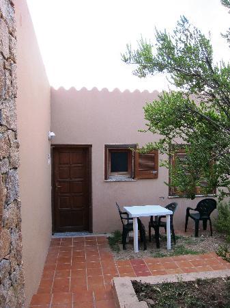 Costa Paradiso, Italy: altro tipo di veranda