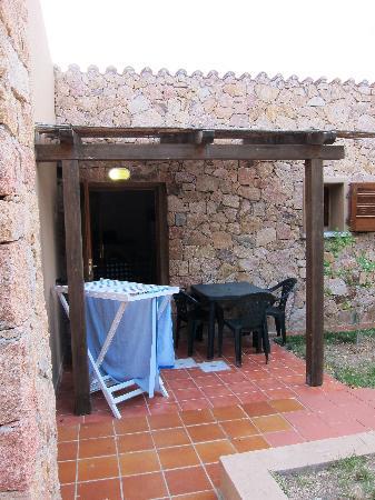 Costa Paradiso, Italia: La nostra veranda