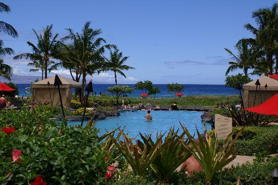 Honua Kai Resort & Spa: View of 1st pool