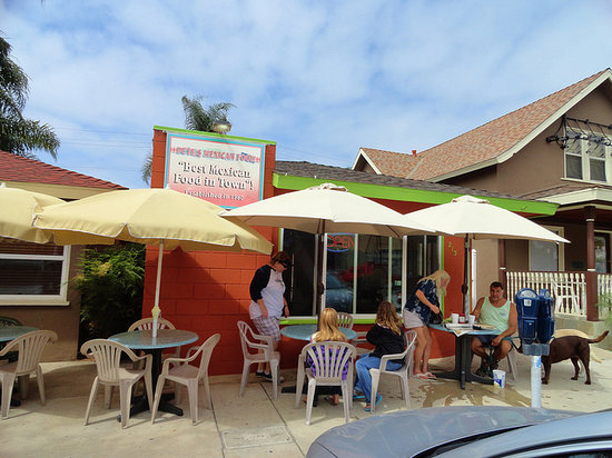 Pete's Mexican Food: Pete's