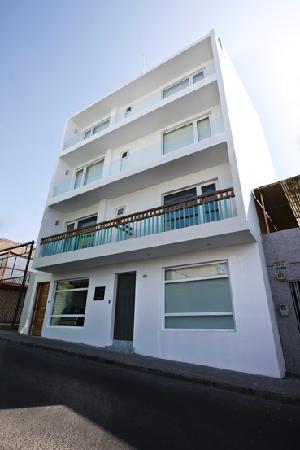 Hotel Casa Beltran: fachada