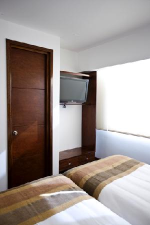 Hotel Casa Beltran: double room