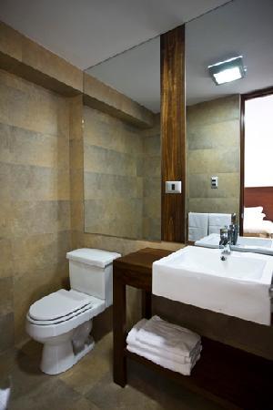 Hotel Casa Beltran: baño
