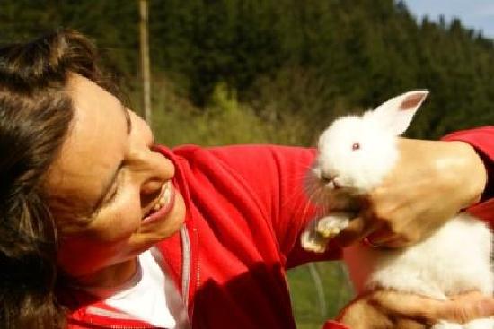 Urresti: Maria y nuestros animales