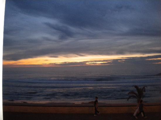 Barco Boador: view