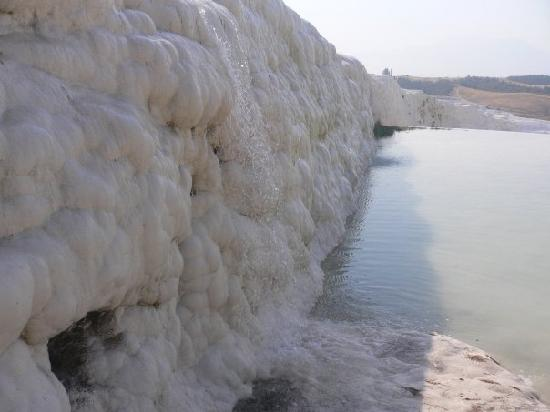 Pamukkale Thermal Pools: Cascada Pamukkale