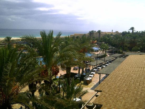 Occidental Jandia Playa: view of the resort and beach