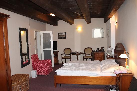 Hotel U Tri Bubnu : Room 18 (deluxe double)