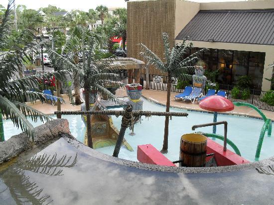 Ocean Reef Resort: kiddie pool