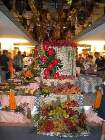 Palmira Isabela: Il ristorante