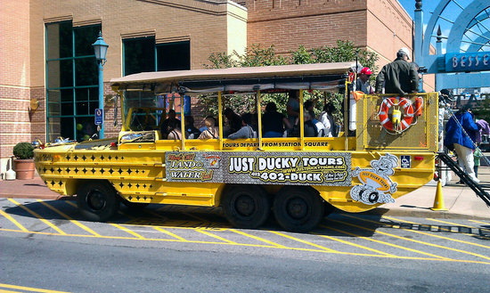 Just Ducky Tours, Inc.