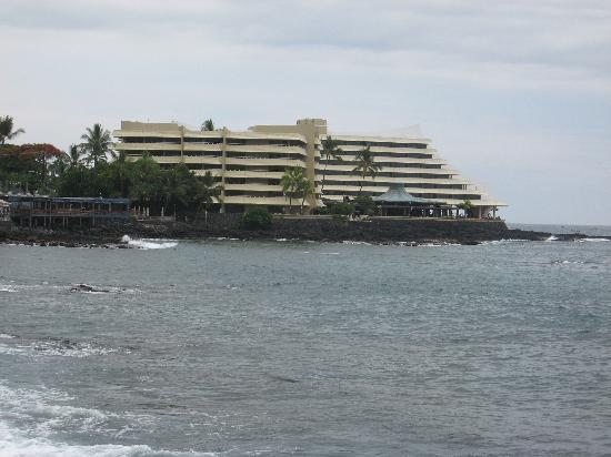 Royal Kona Resort: Excellent Location