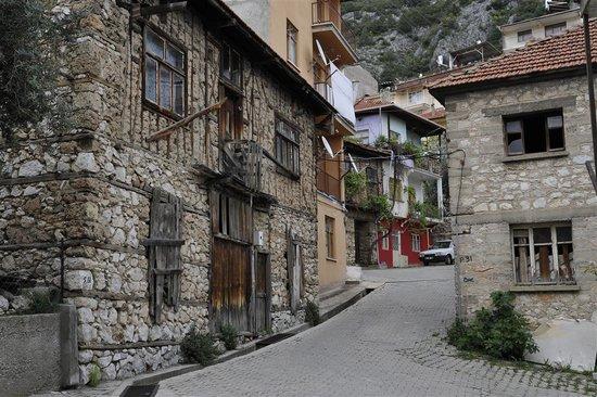 Pension Karacan: Houses in Sütcüler village