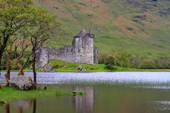 ‪‪Dalmally‬, UK: Kilchurn Castle‬