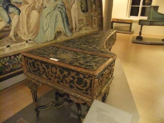 Museum für Kunst und Gewerbe : Sammlung Tasteninstrumente