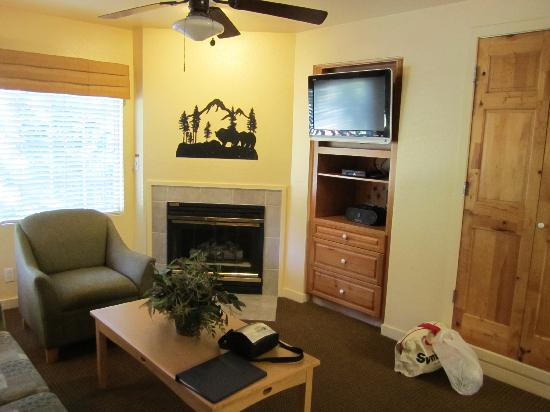 Worldmark at Big Bear: Living room