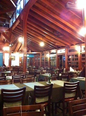O Rei do Peixe: Restaurante do itagua