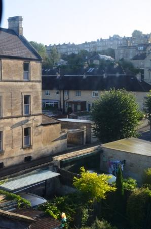 ‪‪Avon Guest House‬: View of Bath from our third floor room‬