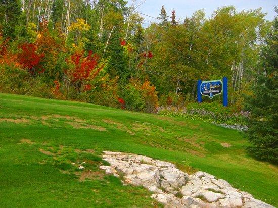 Fairmont Le Manoir Richelieu Golf Club: Manoir
