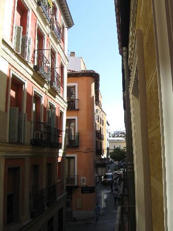 เพทิท พาเลซ โพซาดา เดล ไพเน โฮเต็ล: View From Balcony