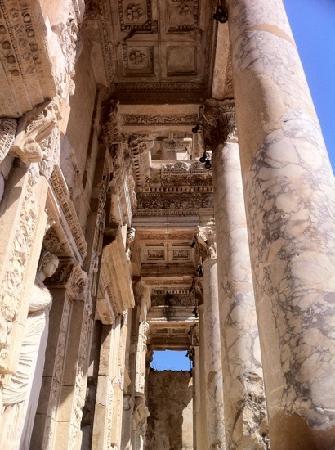 ซีลกัค , ตุรกี: biblioteca efeso