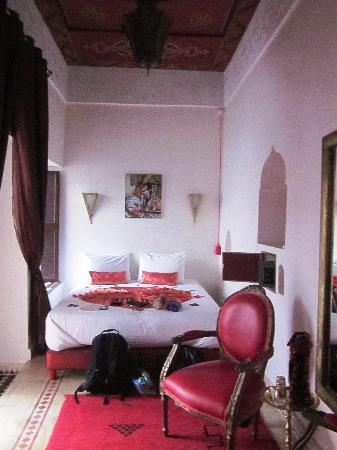 Riad Argan: My room