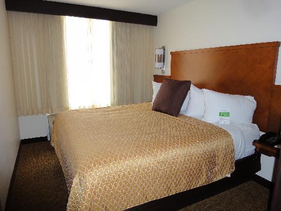 Hyatt Place Phoenix/Mesa : very comfortable bed