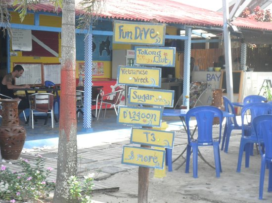 Kuala Besut, Μαλαισία: Many dive sites to explore