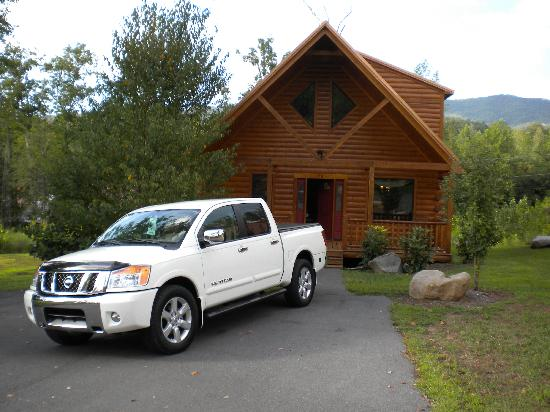 White Oak Lodge & Resort: Log Home