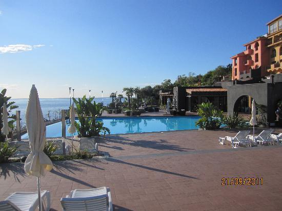 Santa Tecla, Italia: La piscina