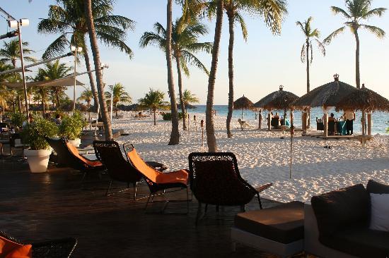 Bucuti & Tara Beach Resort Aruba: view from the bar