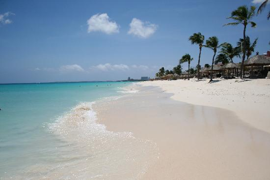 Bucuti & Tara Beach Resort Aruba: beautiful beach!