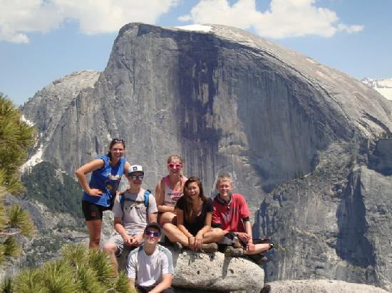 Lasting Adventures: Atop of North Dome