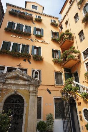 Hotel Al Codega: Hotel outlook