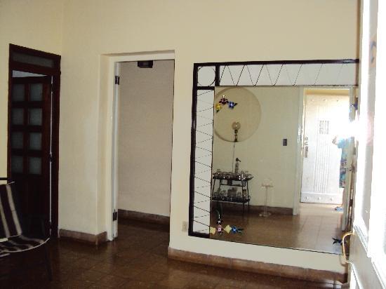Casa Mariana: recibidor