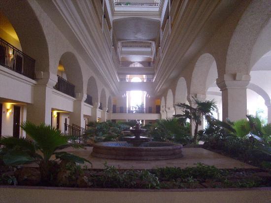 Marriott Cancun Resort : Our garden view room