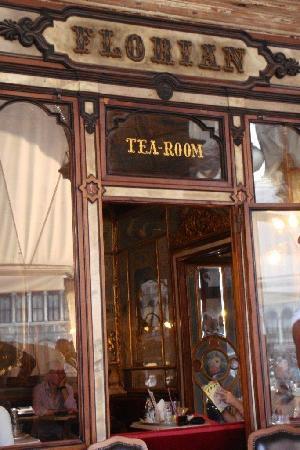 Caffe Florian Venezia: The historic caffee Florian